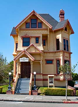 Carter House at Eureka California Hotel